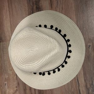 Sole Society Straw Hat